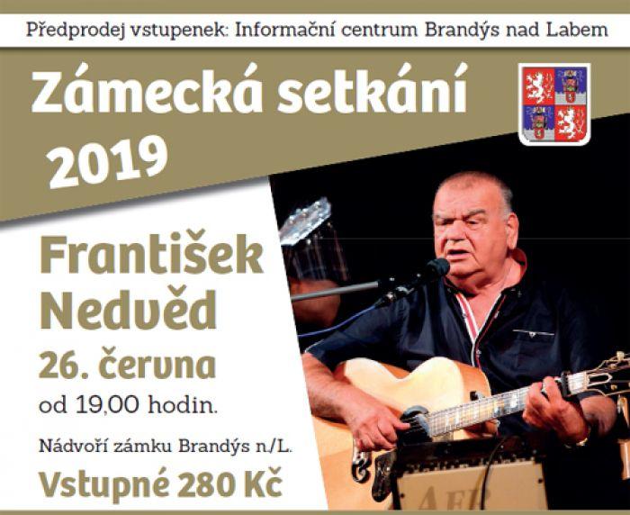 Zámecké setkání - František Nedvěd / Brandýs nad Labem