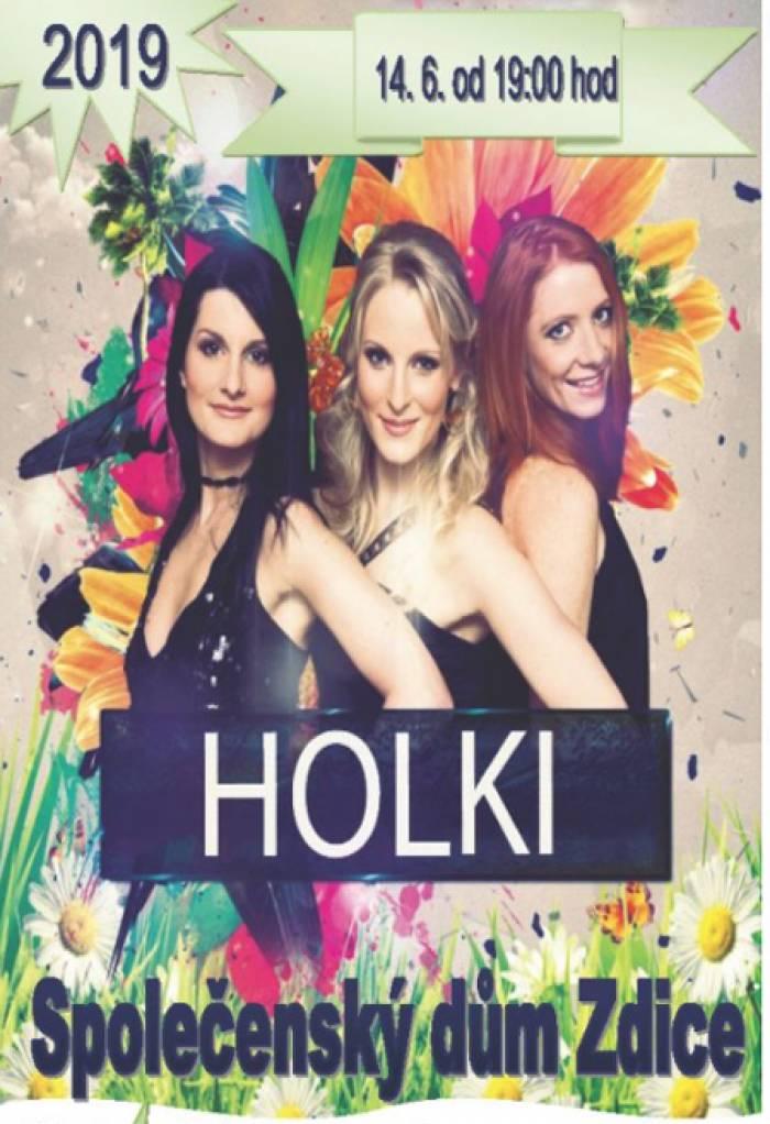 14.06.2019 - HOLKI - Koncert / Zdice