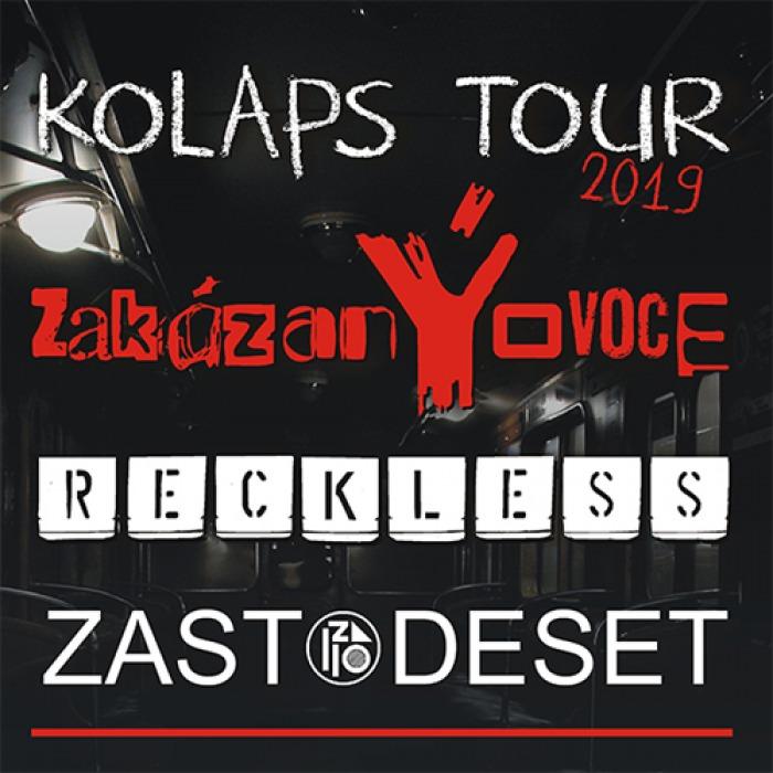 KOLAPS TOUR 2019 - Prachatice