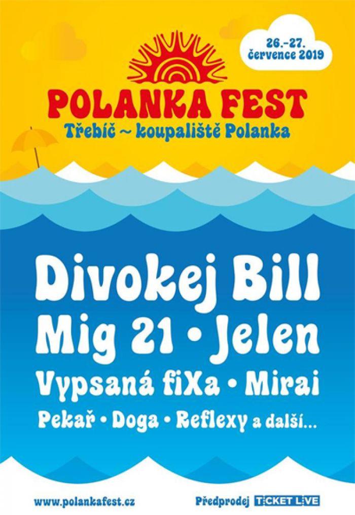 Polanka FEST 2019 - Třebíč