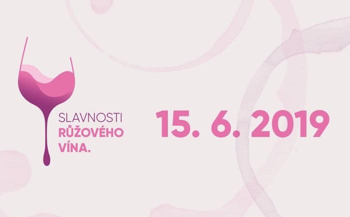 15.06.2019 - Slavnosti růžového vína - V. ročník / Třebíč