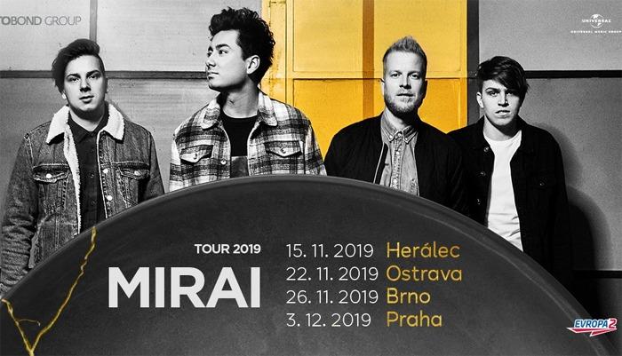 03.12.2019 - Mirai Tour 2019 - Praha