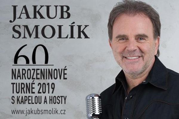 22.10.2019 - JAKUB SMOLÍK 60 - host Petr Kolář / Havlíčkův Brod