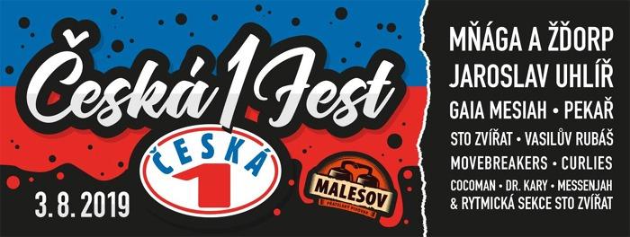 ČESKÁ 1 FEST - Malešov