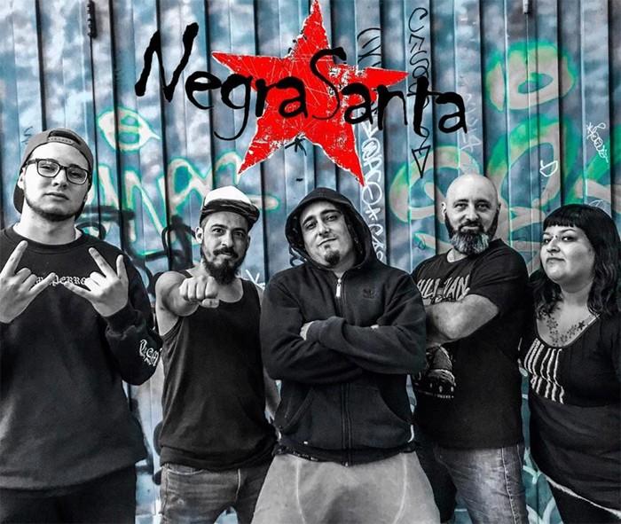 22.08.2019 - Negrasanta Rockmestizo (ARG) - Kutná Hora