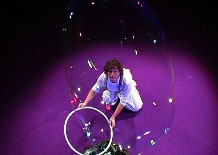 30.07.2019 - Duhové bubliny - Show / Mělník