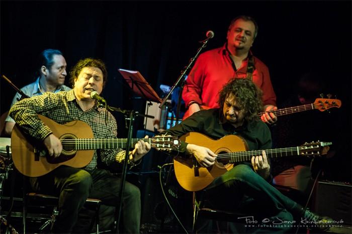 Skupina Atarés - Koncert / Lanškroun