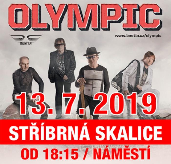 13.07.2019 - Olympic Tour 2019 - Stříbrná Skalice