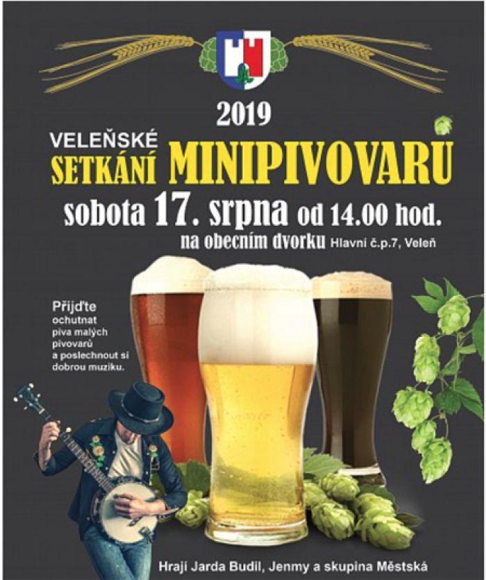 Setkání malých pivovarů / Veleň