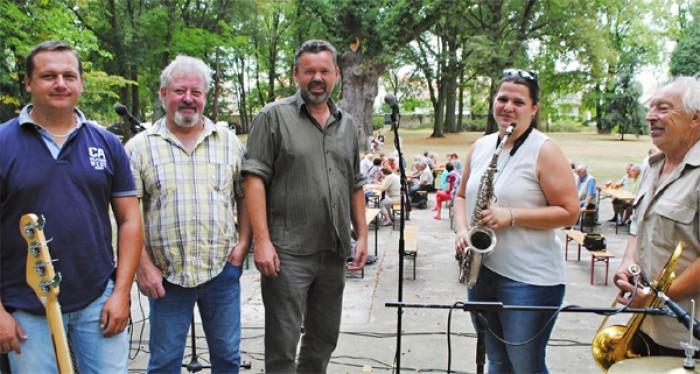 14.07.2019 - Hošna Band - Koncert / Sedlec-Prčice