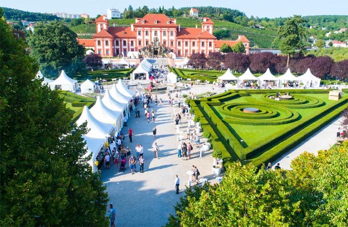 31.08.2019 - Foodparade 2019 - Festival / Praha