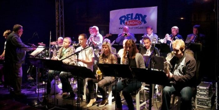 23.08.2019 - Music on the Square 2019: Beta Big Band / Slaný