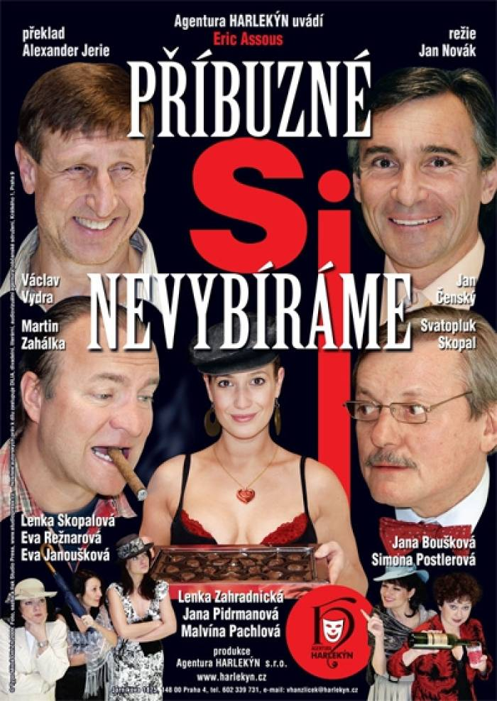 27.11.2019 - Příbuzné si nevybíráme - Divadlo / Beroun