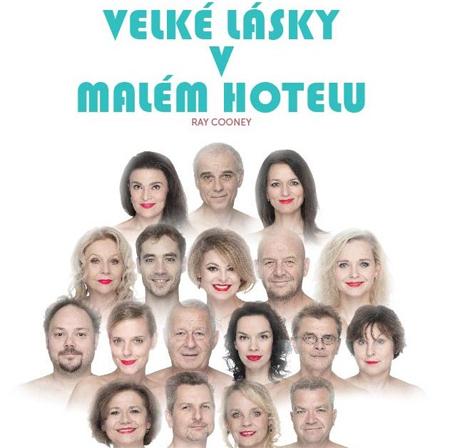 Velké lásky v malém hotelu - Divadlo / Beroun
