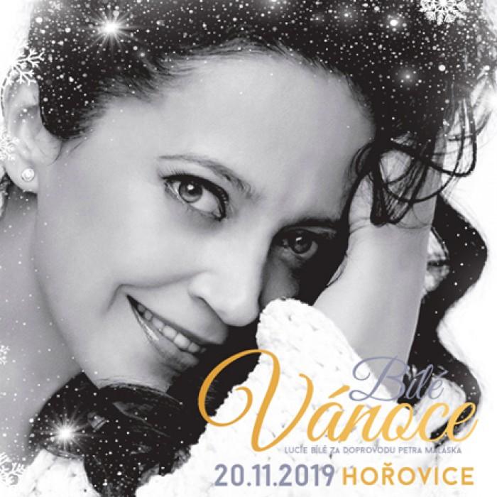 Bílé Vánoce Lucie Bílé / Hořovice