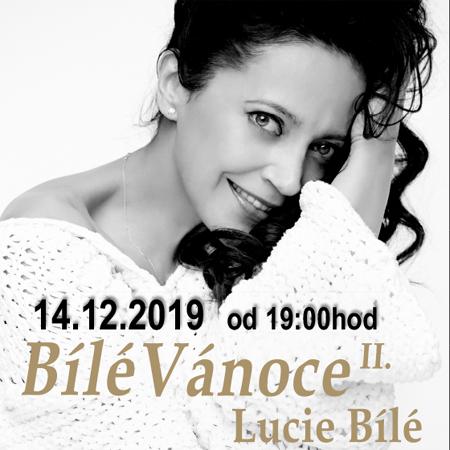 Bílé Vánoce Lucie Bílé / Bechyně