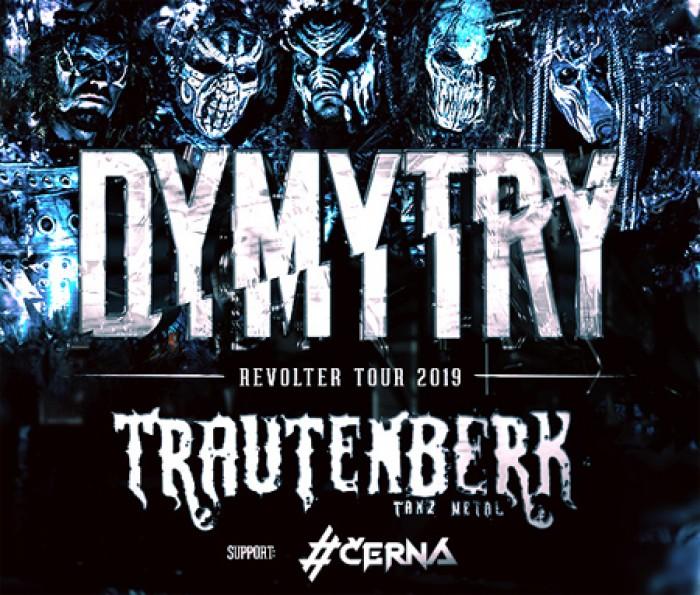 Dymytry: Revolter tour 2019 - Ostrava
