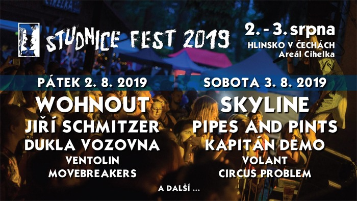 Studnice fest 2019 - Hlinsko