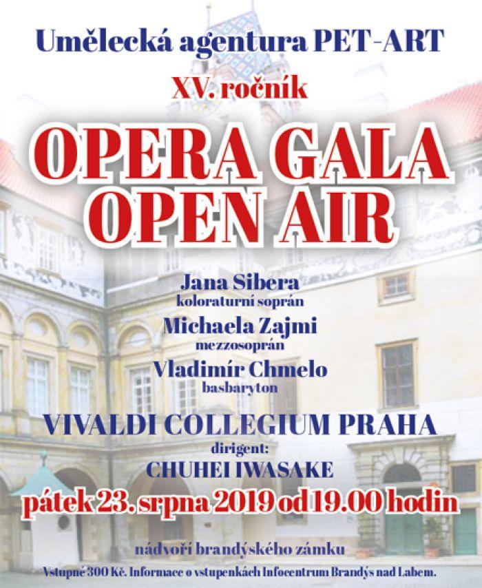 23.08.2019 - Opera Gala Open Air / Brandýs nad Labem