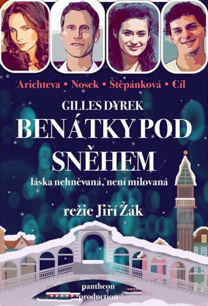 10.11.2019 - Benátky pod sněhem - divadlo / Radonice