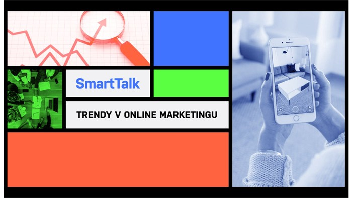 27.09.2019 - SmartTalk: Trendy v online marketingu - Ostrava