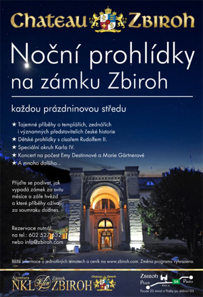14.08.2019 - Po stopách Emy Destinnové - Koncert / Zbiroh