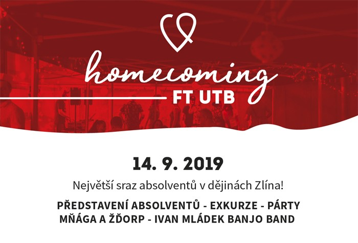 14.09.2019 - HOMECOMING - Zlín