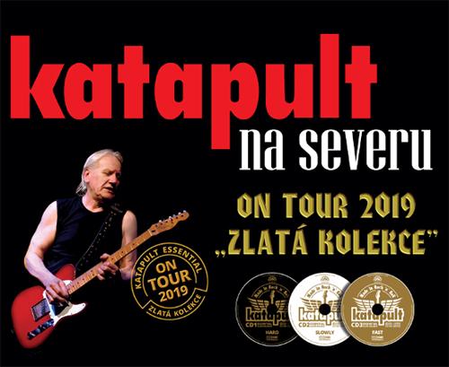 10.10.2019 - Katapult - Zlatá kolekce on tour 2019 / Plzeň