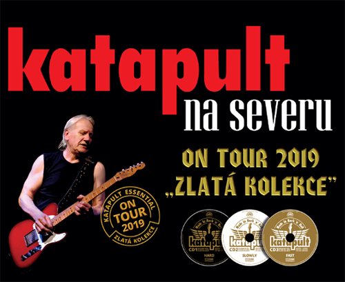Katapult - Zlatá kolekce on tour 2019 / Most