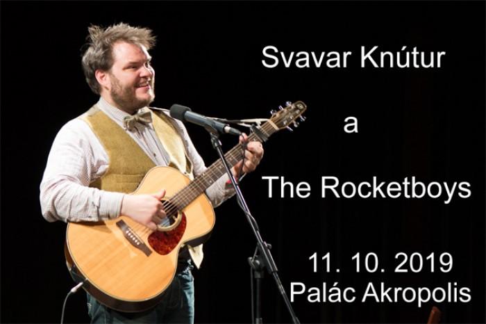 11.10.2019 - Svavar Knútur - Koncert / Praze