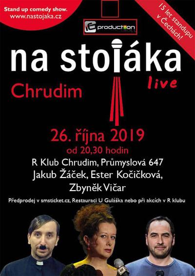 26.10.2019 - Na Stojáka - Chrudim