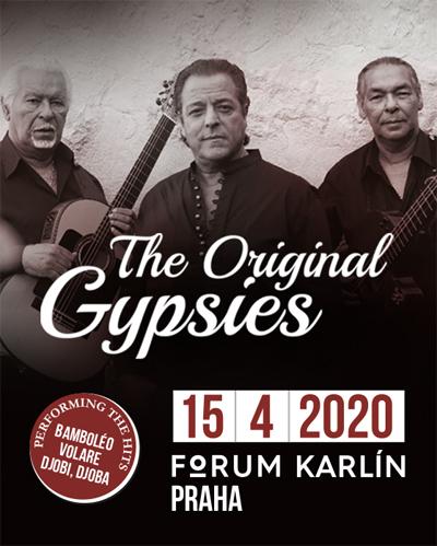 The Original Gypsies - koncert / Praha