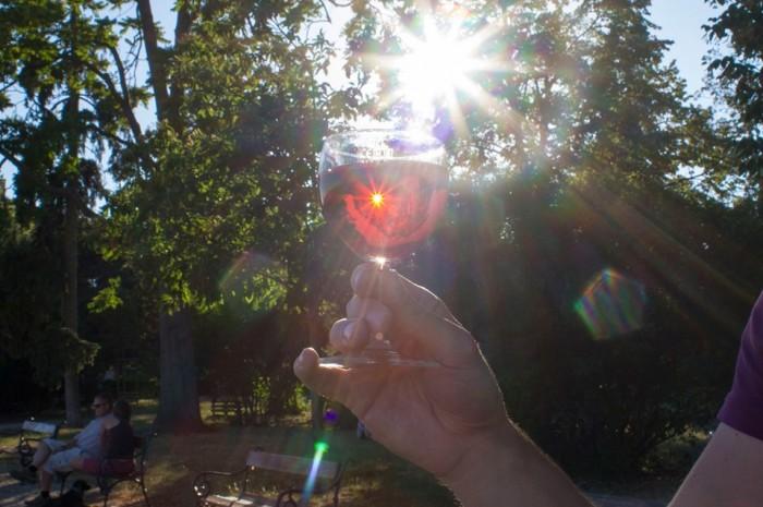 13.09.2019 - Kreslení v Grébovce se sklenkou vína - Praha