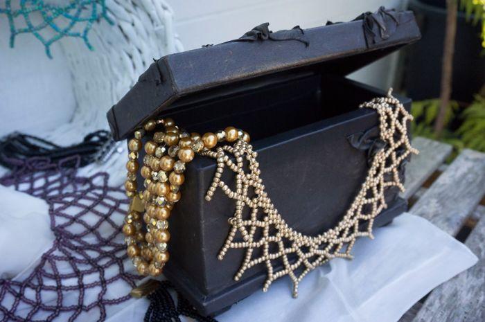 Šperk z korálků - Kurz / Květnice