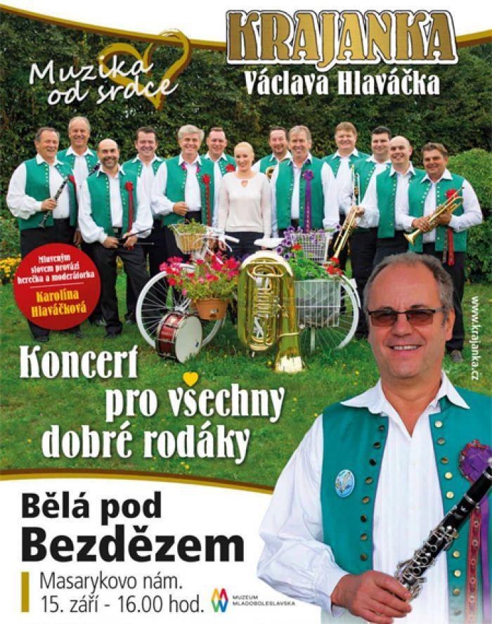 15.09.2019 - Koncert pro dobré rodáky - Bělá pod Bezdězem
