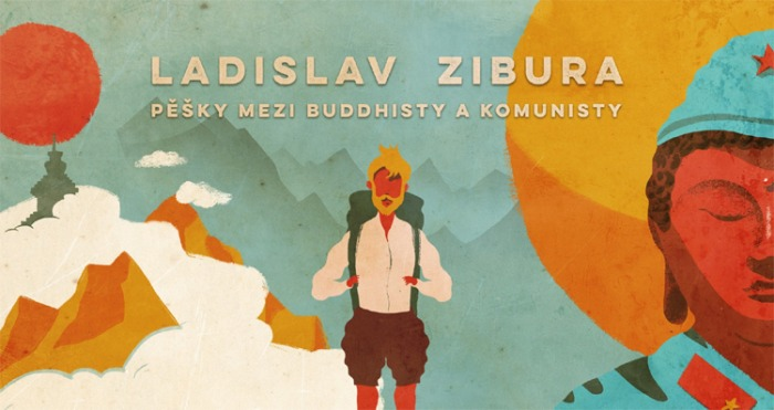 Ladislav Zibura: Pěšky mezi buddhisty a komunisty / Sokolov