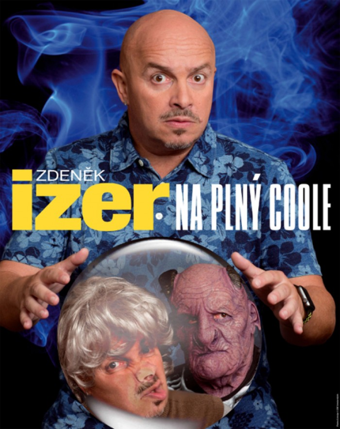 Zdeněk Izer - Na plný coole / Brno
