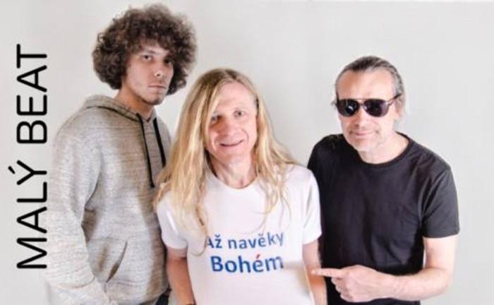Jirka Řehulka a Malý Beat - Koncert / Příbram
