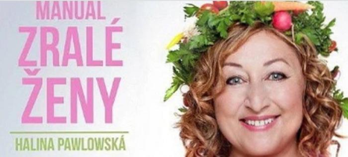 24.10.2019 - Halina Pawlowská - Manuál zralé ženy / Příbram