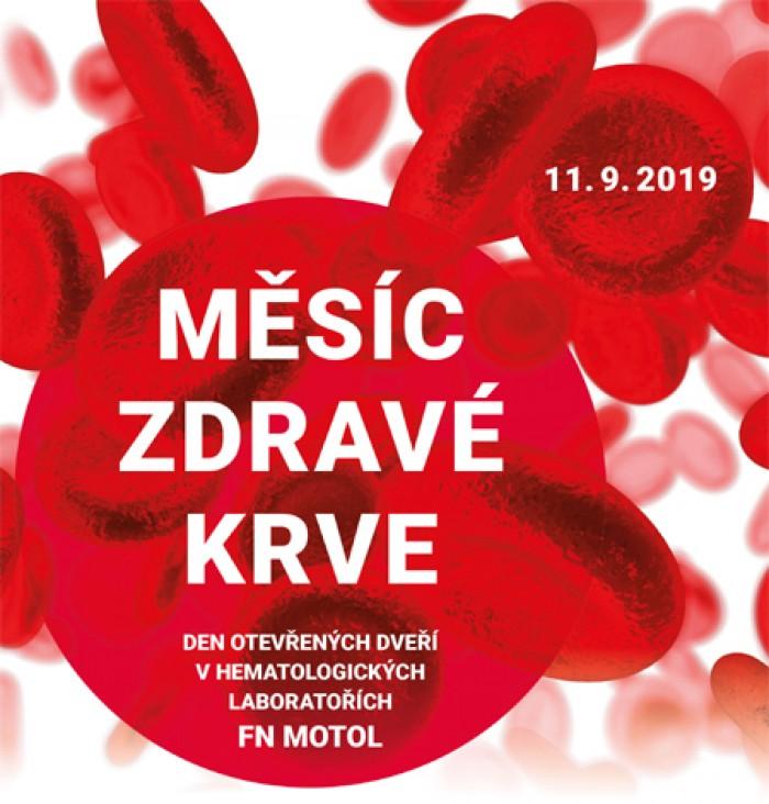 11.09.2019 - Den ve FN Motol - Měsíc zdravé krve / Praha