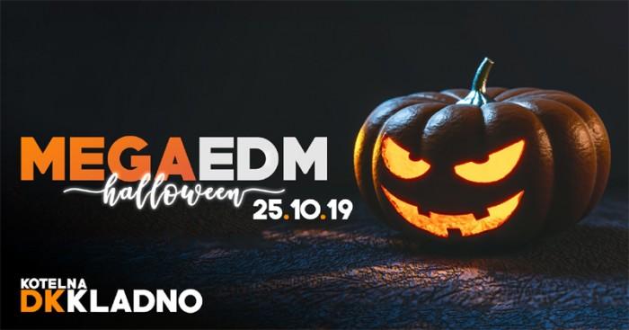 MEGA EDM Halloween - Kladno