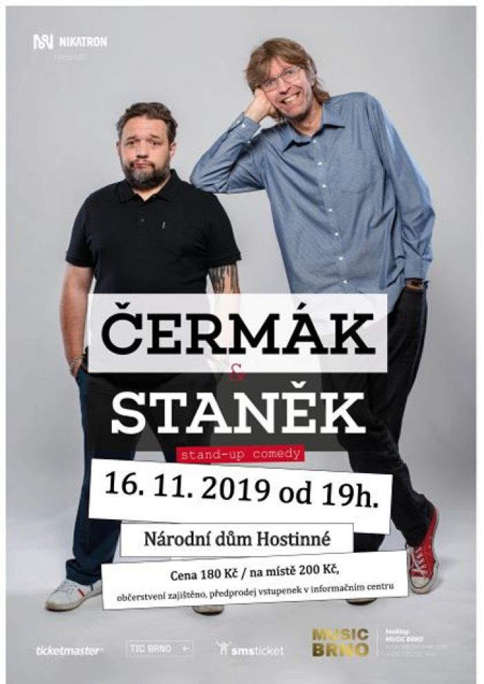 16.11.2019 - Čermák & Staněk - Hostinné