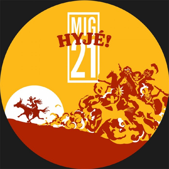 11.10.2019 - MIG 21: Hyjé! tour 2019 - Jičín