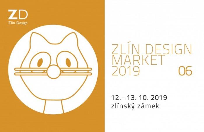 12.10.2019 - 6. ročník Zlín Design Marketu