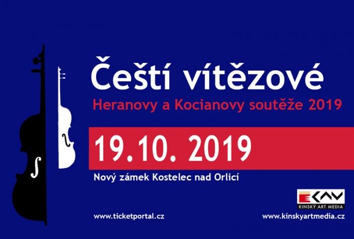 Kocianova houslová soutěž 2019 - Kostelec nad Orlicí