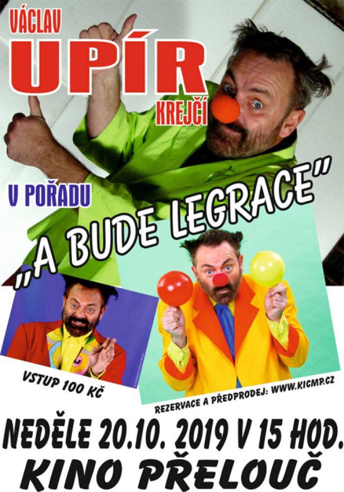 20.10.2019 - VÁCLAV UPÍR KREJČÍ / Přelouč