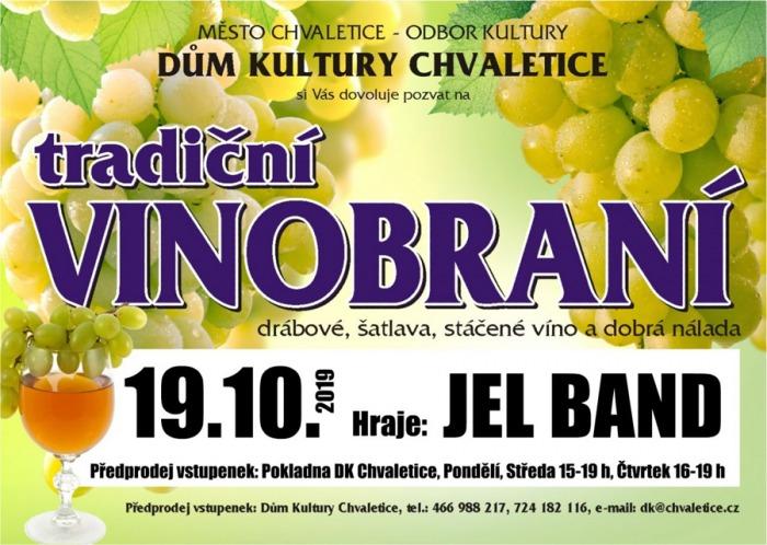 19.10.2019 - Vinobraní - Chvaletice