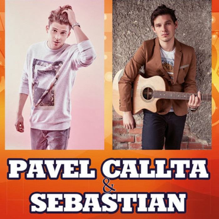 06.12.2019 - SEBASTIAN + PAVEL CALTTA - Koncert / Čelákovice