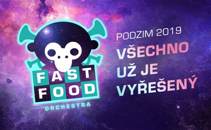 18.10.2019 - Fast Food Orchestra + afterparty / Beroun