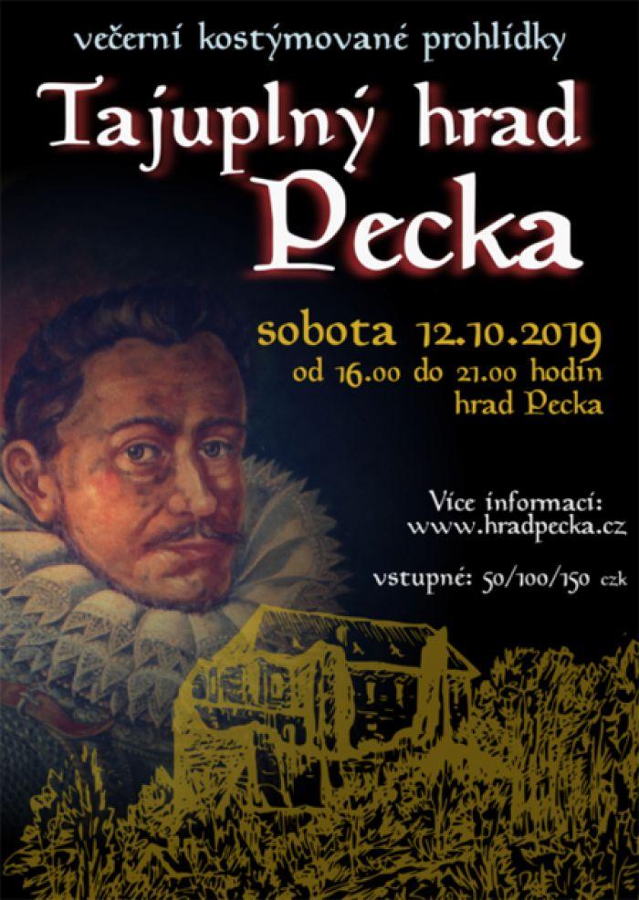 12.10.2019 - Tajuplný hrad Pecka